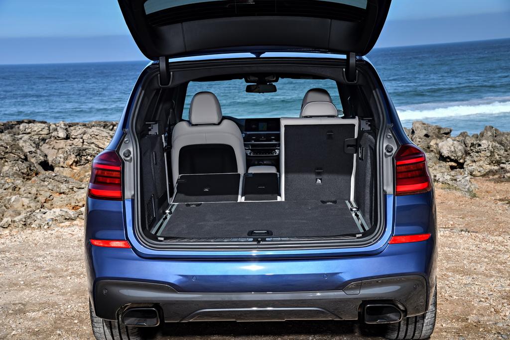 Багажник BMW X3 2018
