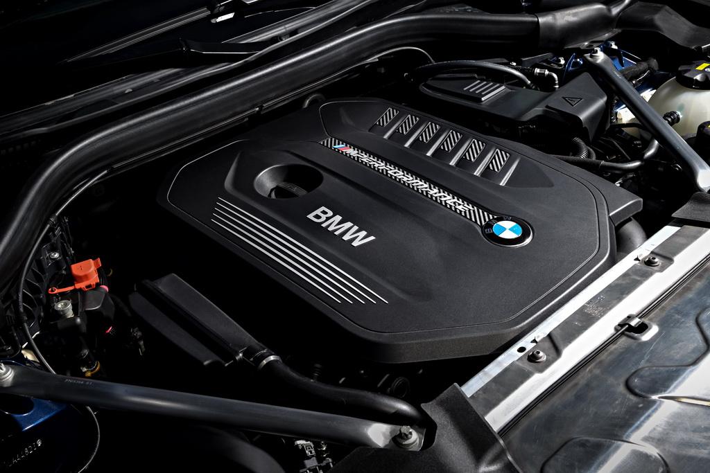 Мотор BMW M40i 2018