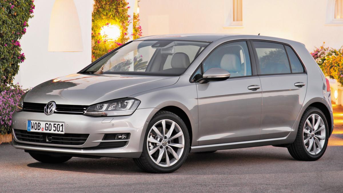 самые популярные автомобили в Европе