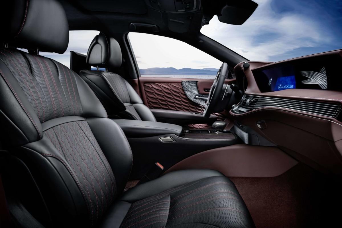 Lexus LS new