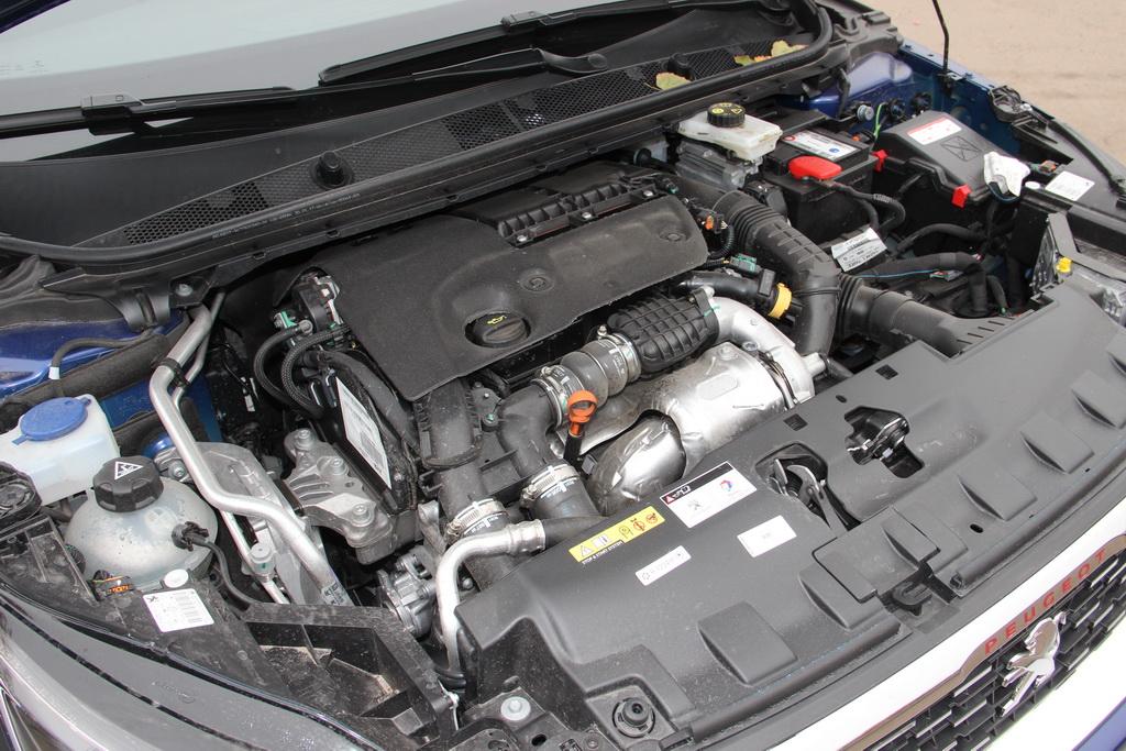 Мотор Peugeot 308 SW 2017