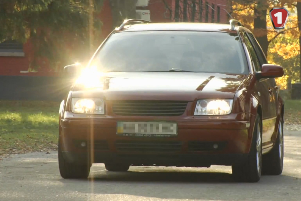 VW Bora Variant и VW Golf IV Variant