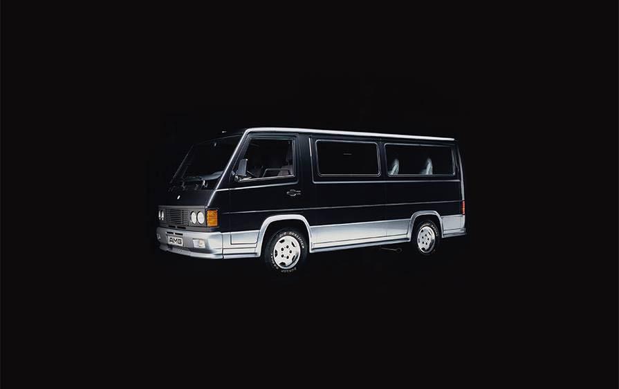 дизельный фургон