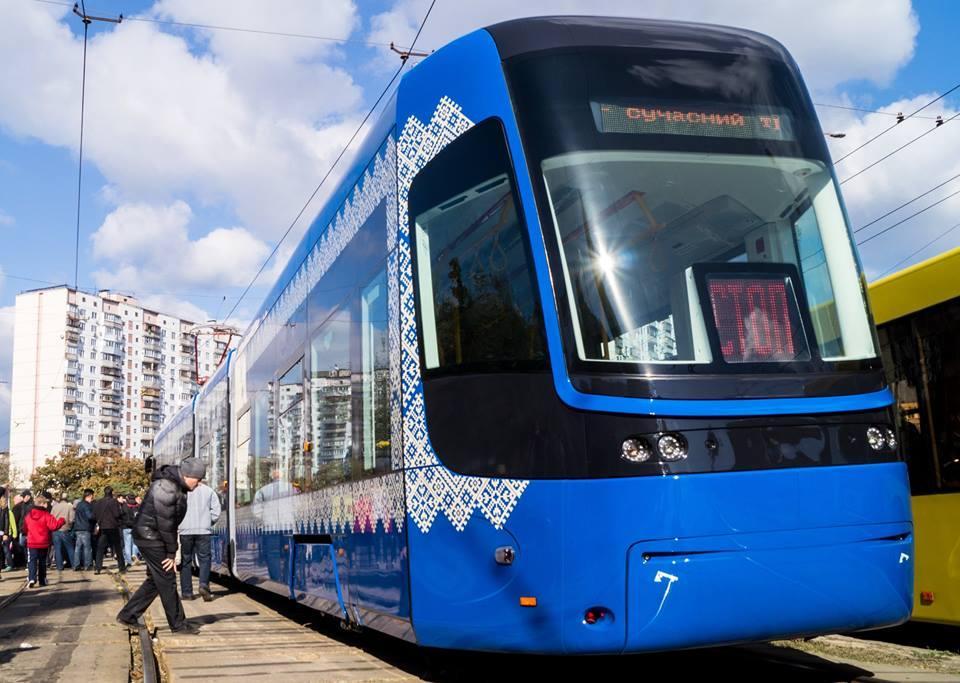 В общественном транспорте Киева с января появится бесплатный Wi-Fi
