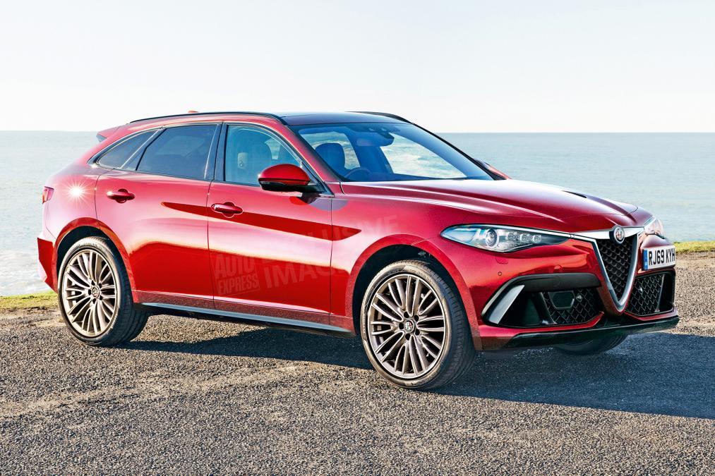 Alfa Romeo готовит конкурента BMW X5 и Porsche Cayenne