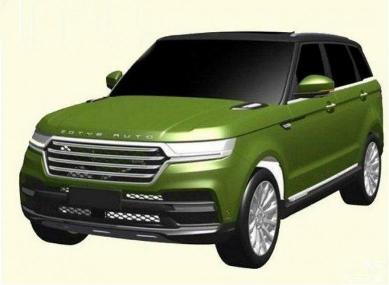 клон Range Rover