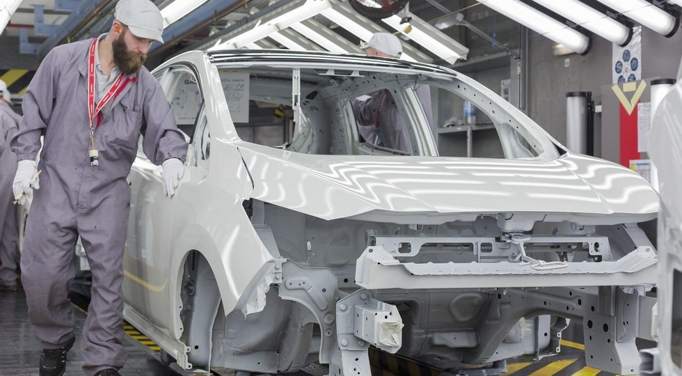 Стартовало производство Nissan Leaf 2018 для Европы
