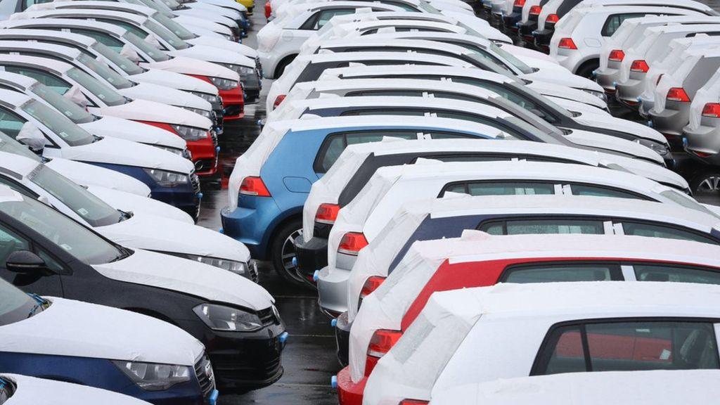 Самые продаваемые автомобили Европы в 2017 году