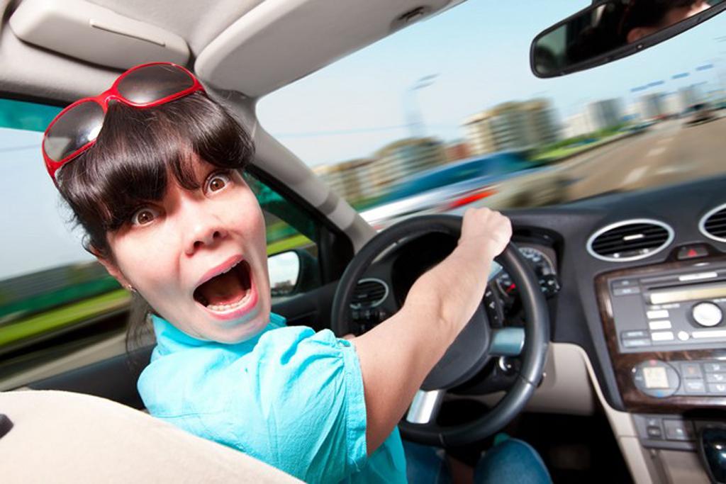 Безопасная скорость движения