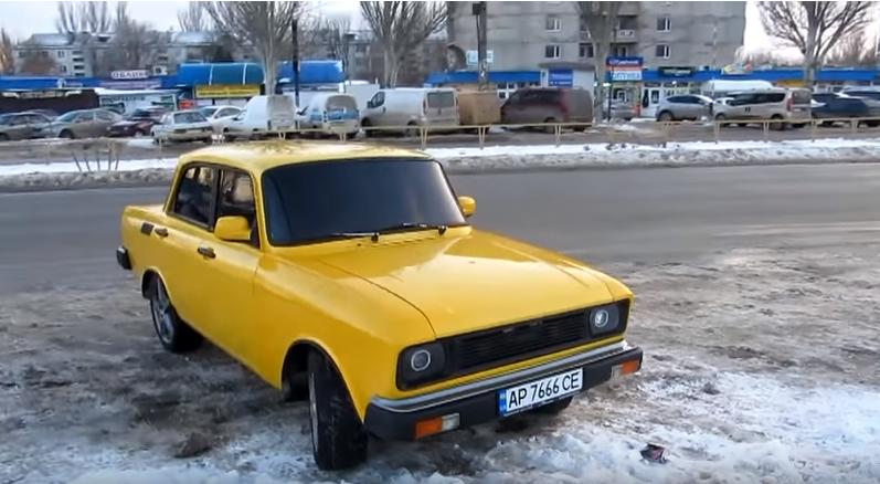 тюнинг Москвич-2140