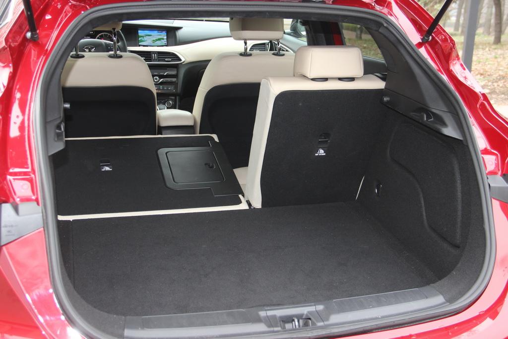 Багажник Infiniti QX30