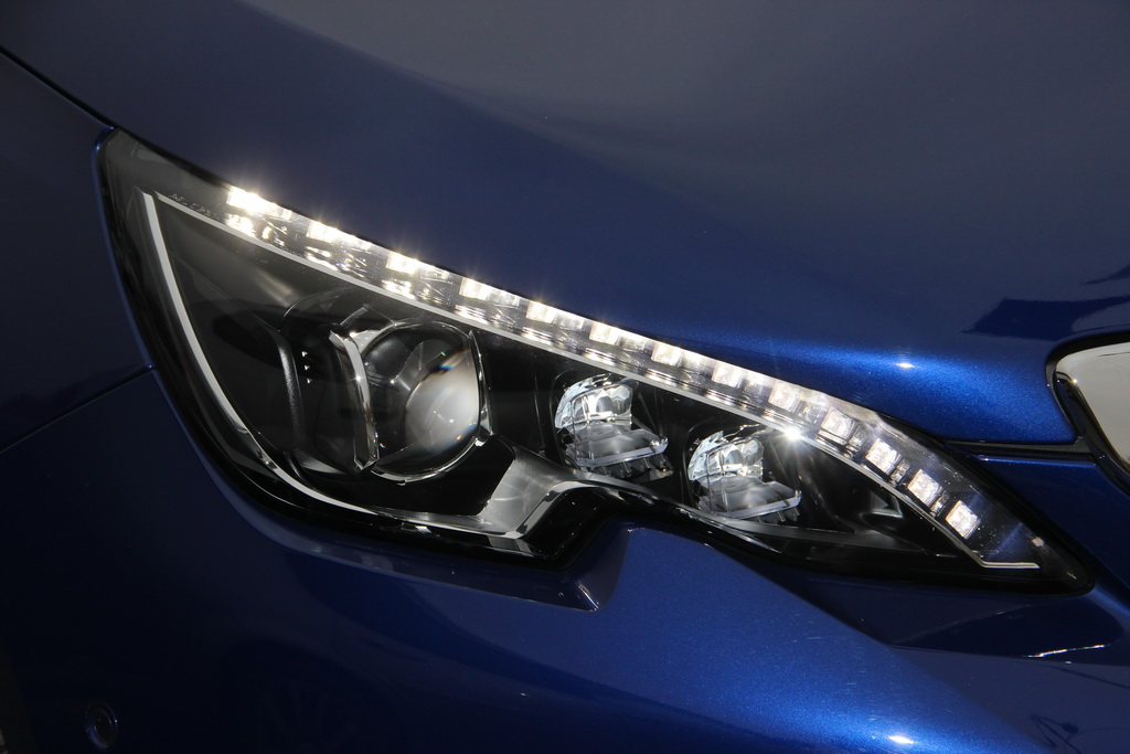 Peugeot 308 2017 SW GT-Line