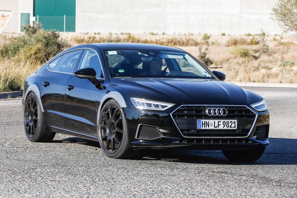 Каким будет самый мощный Audi в истории