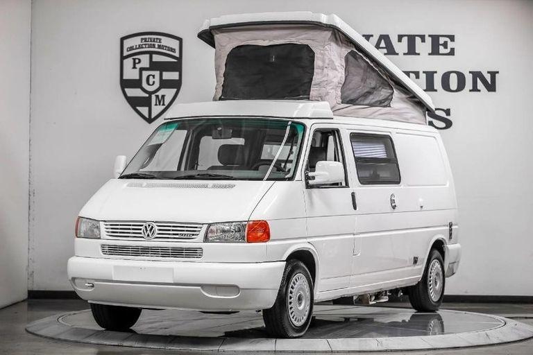На продажу выставлен редкий автодом Volkswagen T4