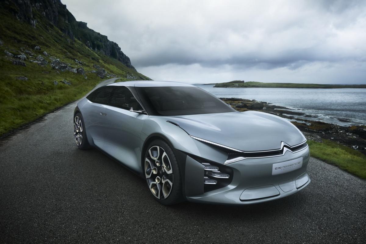 Citroen готовит конкурента VW Passat и Ford Mondeo