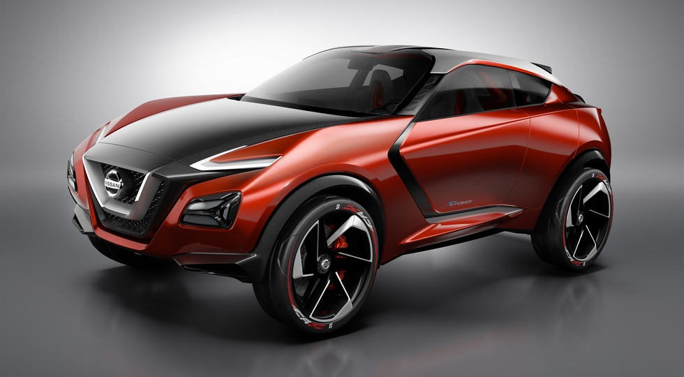 Каким будет новый Nissan Juke 2019