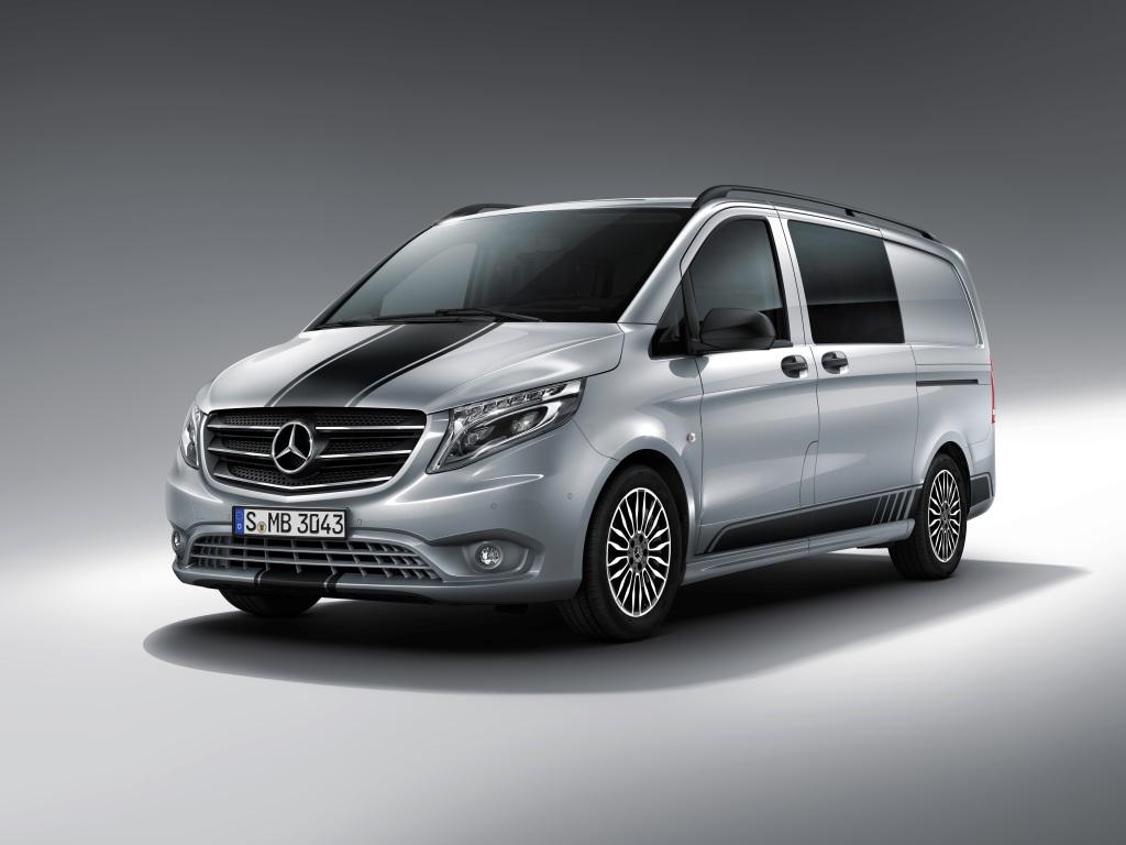Mercedes-Benz Vito SPORT Line