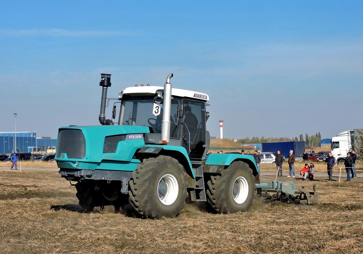 Харьковский тракторный завод выпустил усовершенствованную версию двухпотоковой бесступенчатой гидрообъемно-механической трансмиссии (ГОМТ-2С)