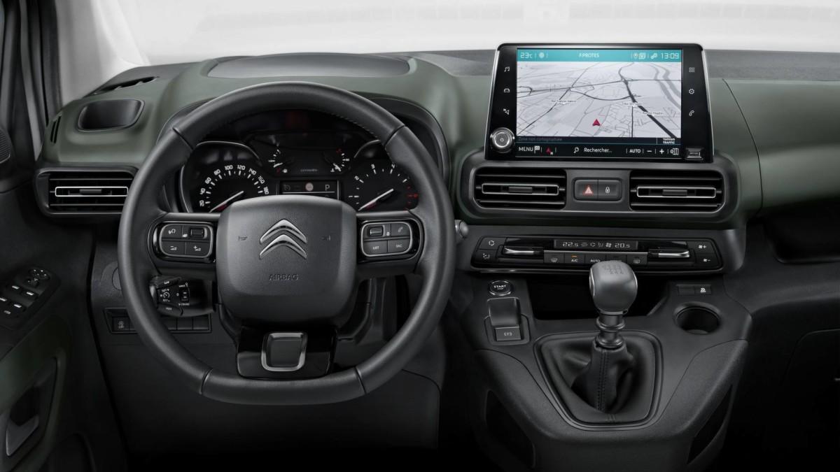 Новый Citroen Berlingo 2019: стильный дизайн и технологический прорыв