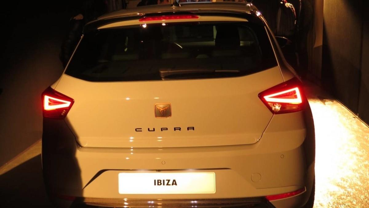 Первые фото новой Cupra Ibiza от SEAT