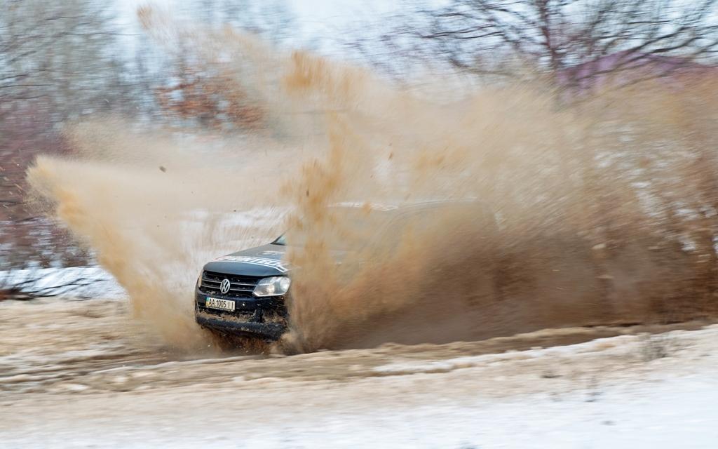 Джип-спринт: «Сахара по-киевски»