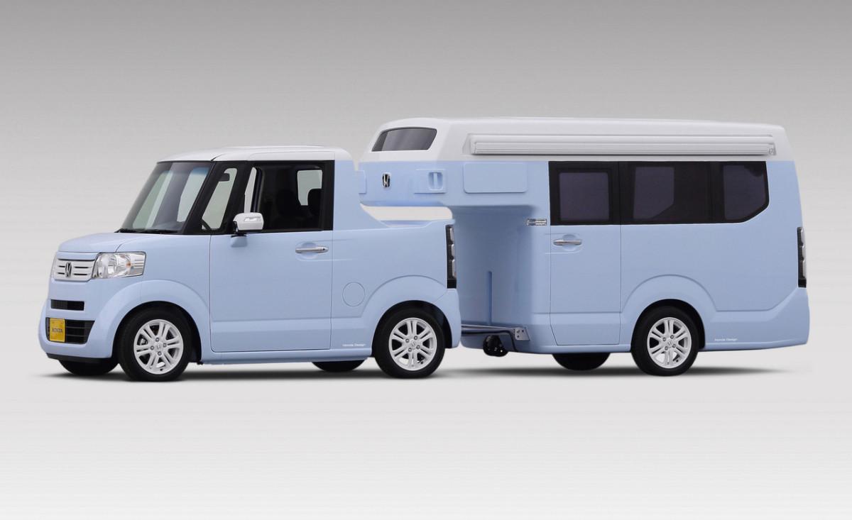 Honda N-Truck