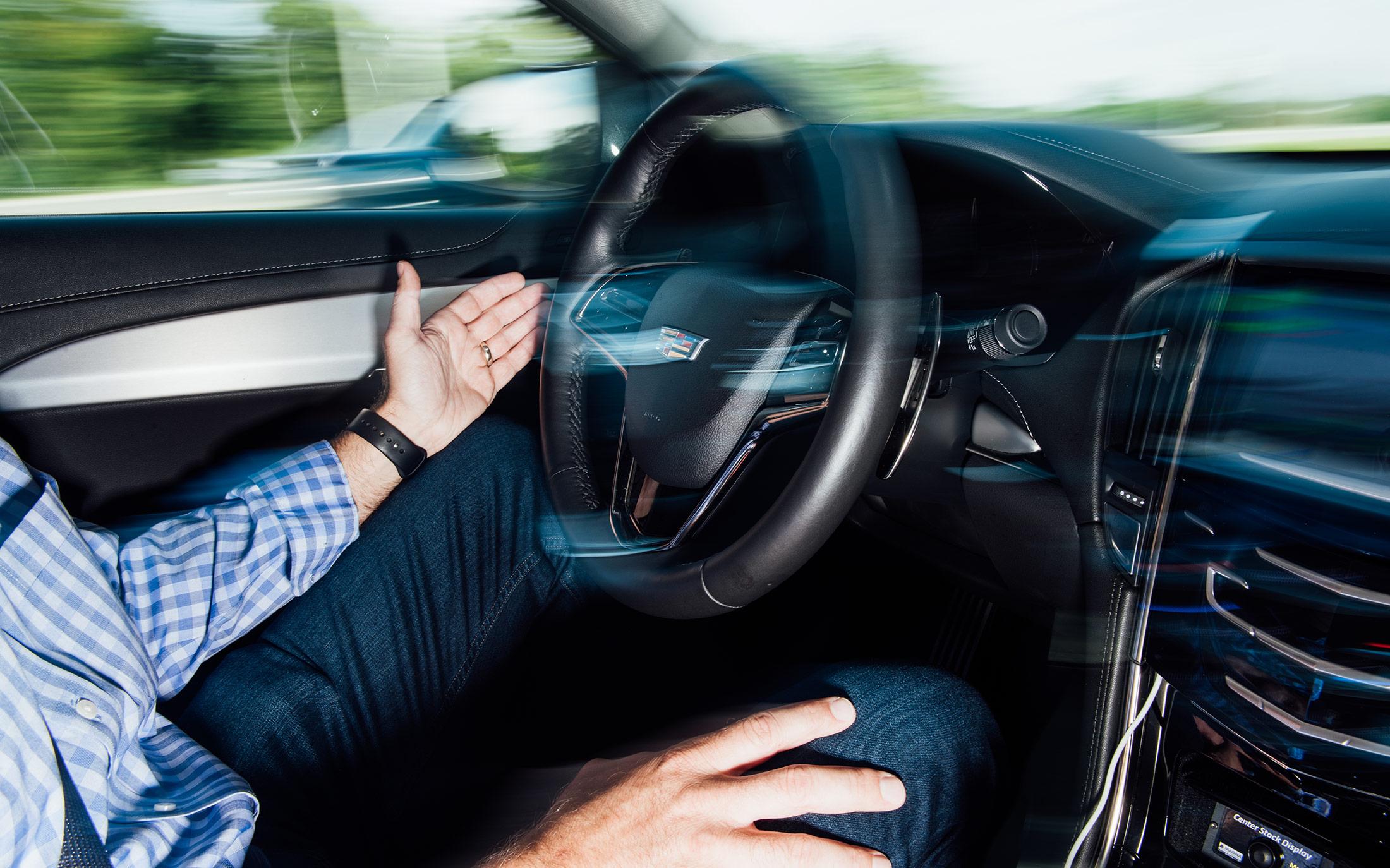 автомобильный лидар - беспилотный автомобиль