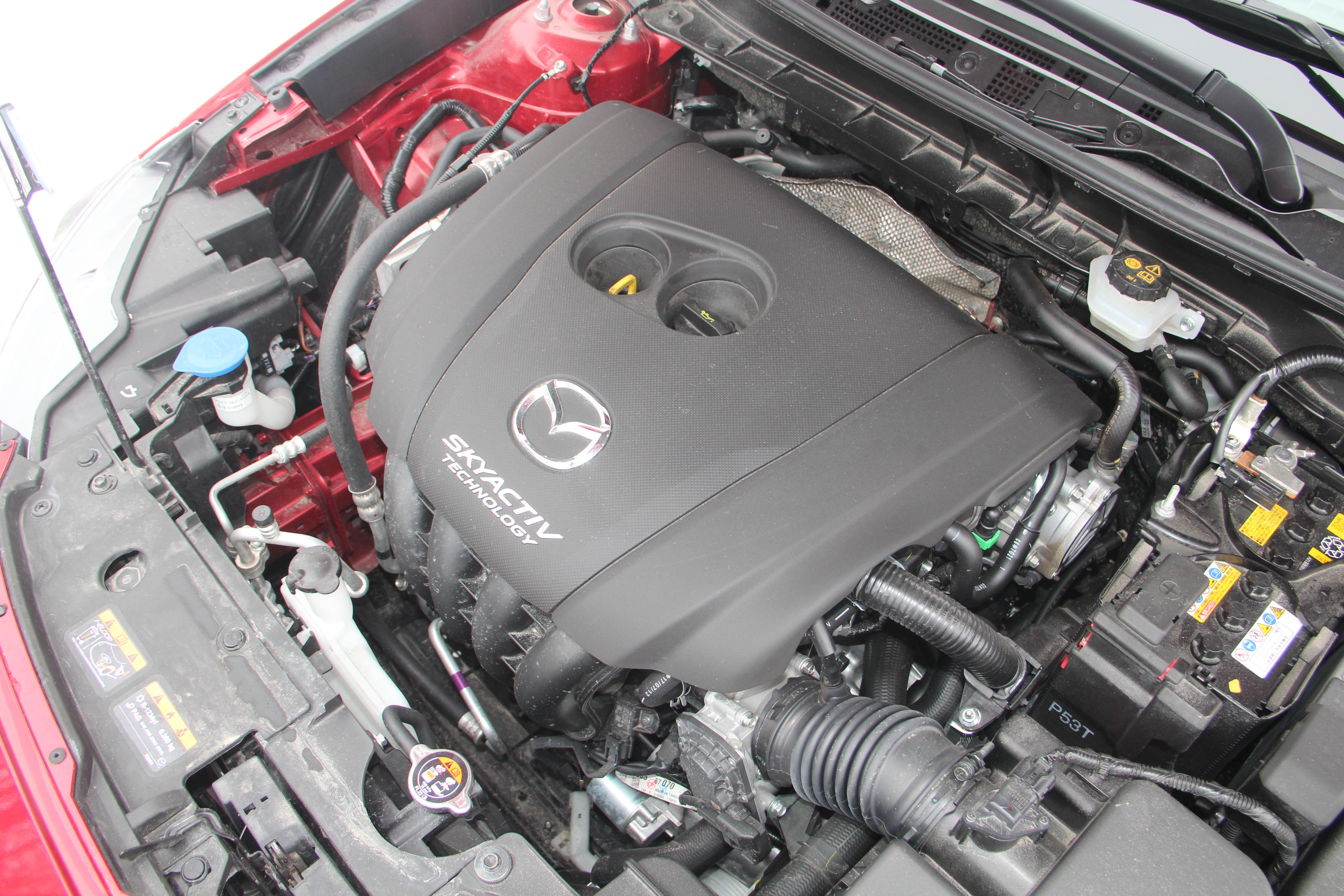 Мотор Mazda CX-3 SKYACTIV 2,0