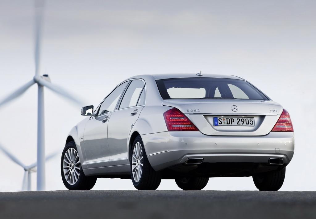 Mercedes-Benz S250 BlueEfficiency