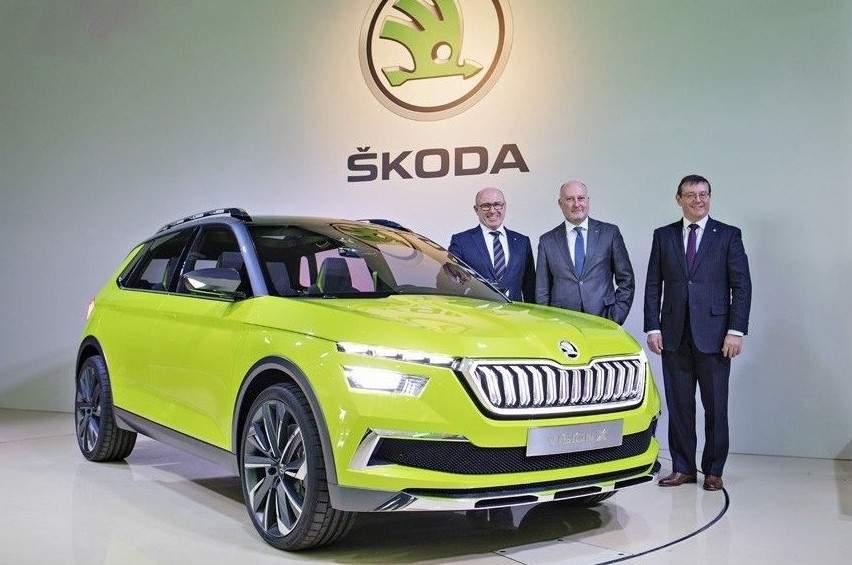 у Skoda появится 19 новых моделей