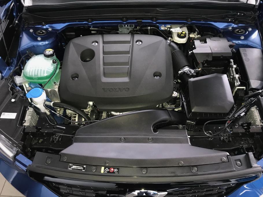 Двигатель Volvo XC40 2018 D4