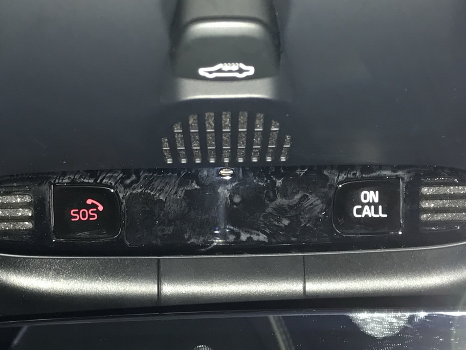 Volvo XC40 2018 Volvo On Call
