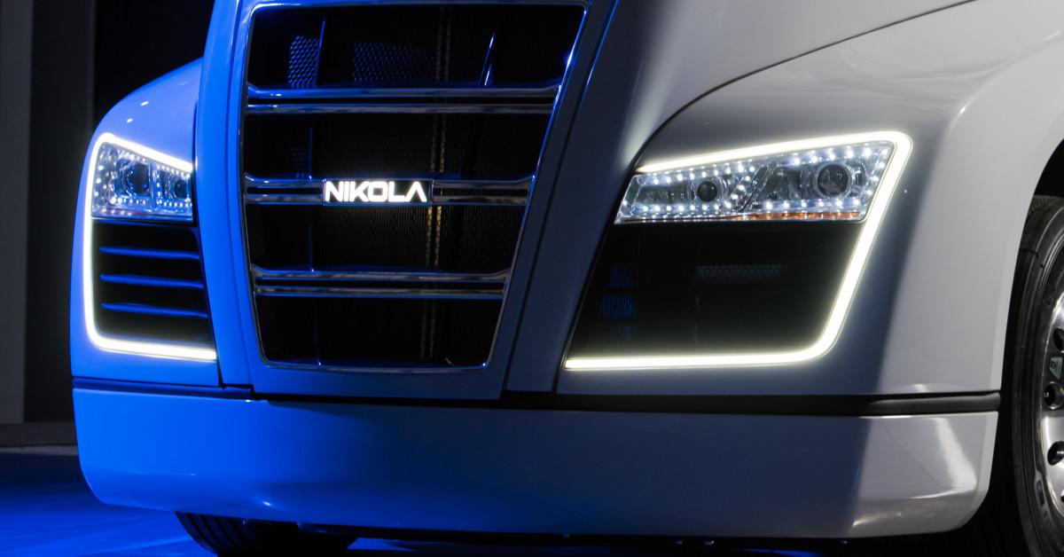 Водородный тягач Nikola One пойдет в сеию уже в 2020 году