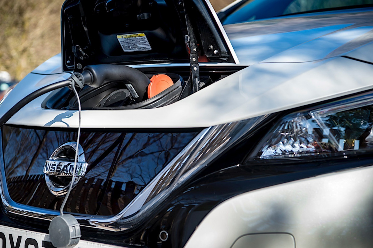 Green Car of the Year: Nissan Leaf самый зеленый автомобиль года Nissan Leaf