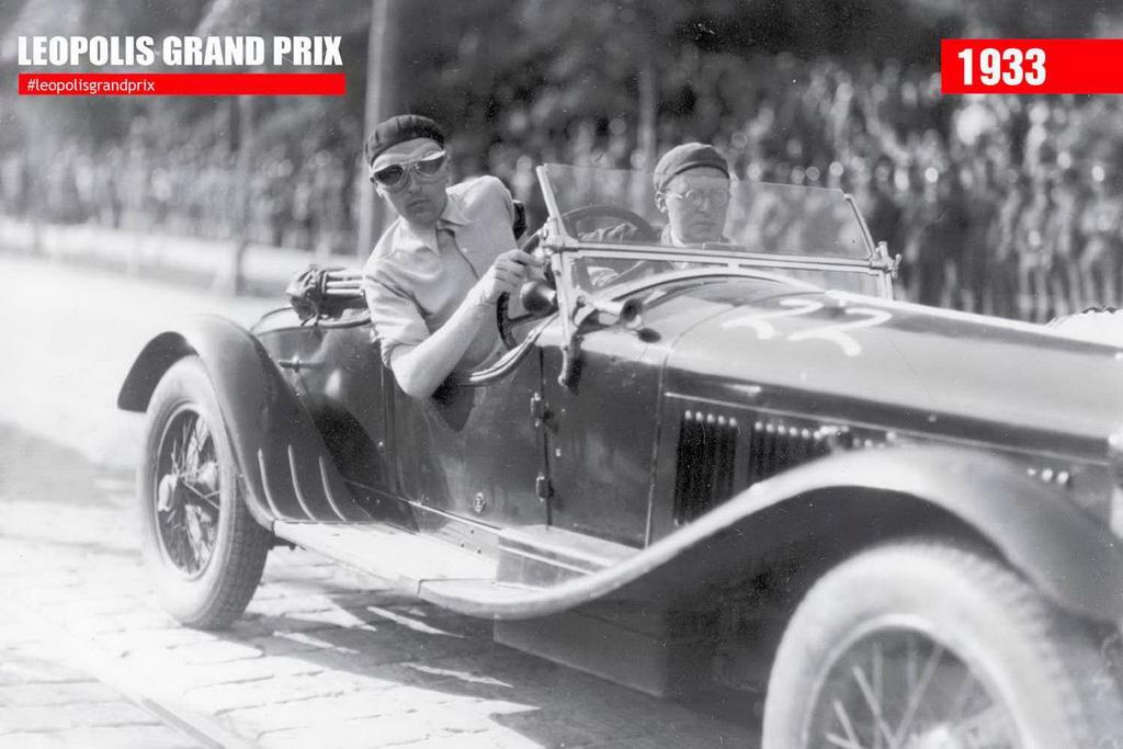 Леополис Гран При