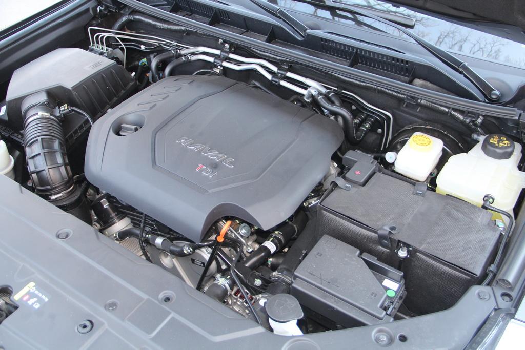 Дизельный мотор Haval H9