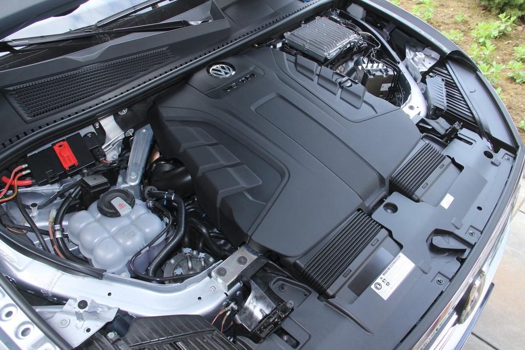 Volkswagen Touareg 2018 V6 3.0 TDI
