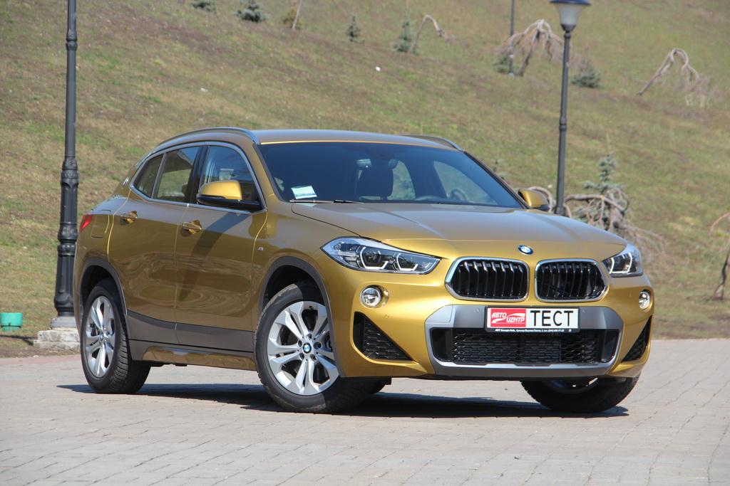 Внешность BMW X2
