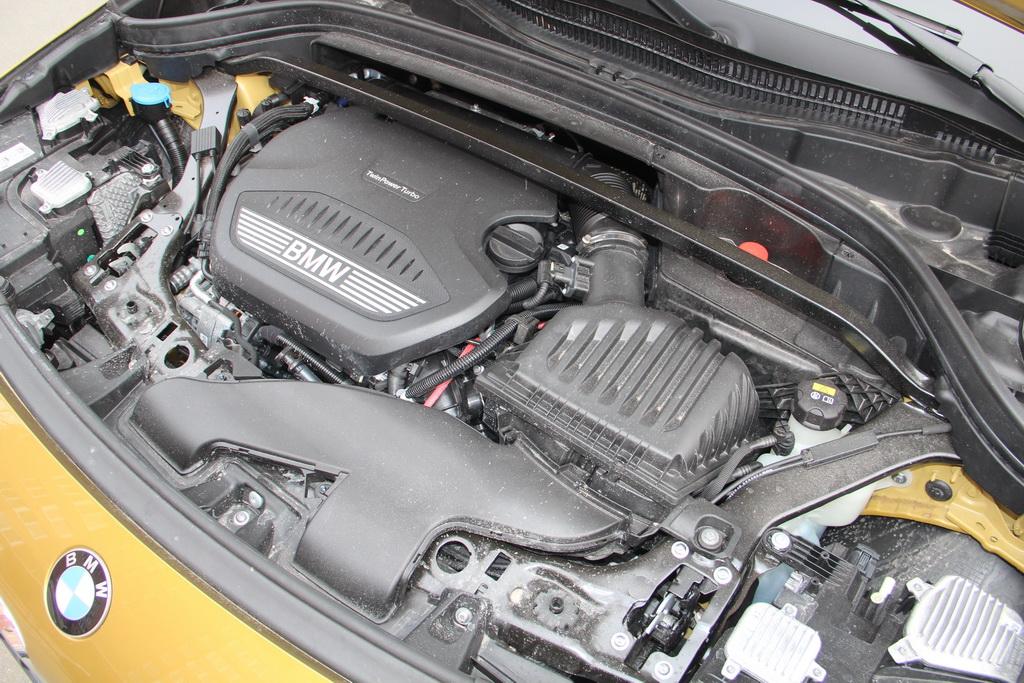 Мотор BMW X2