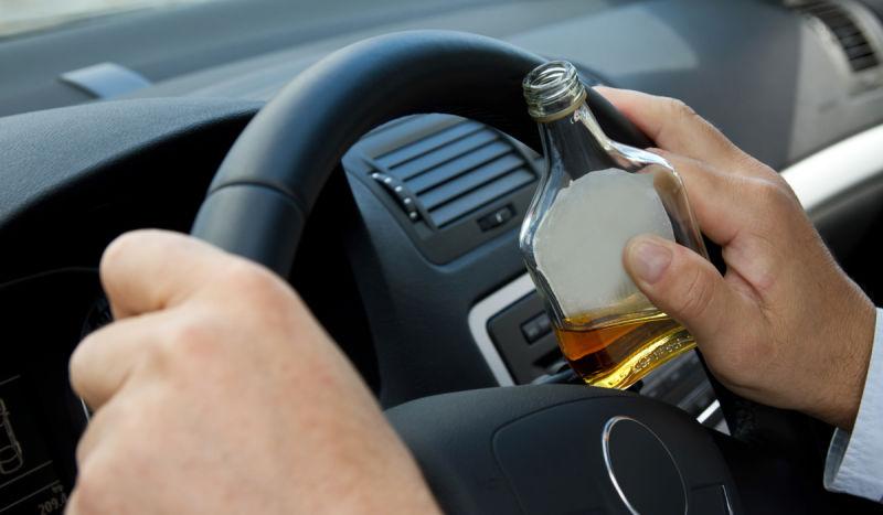 Вождение в пьяном состоянии