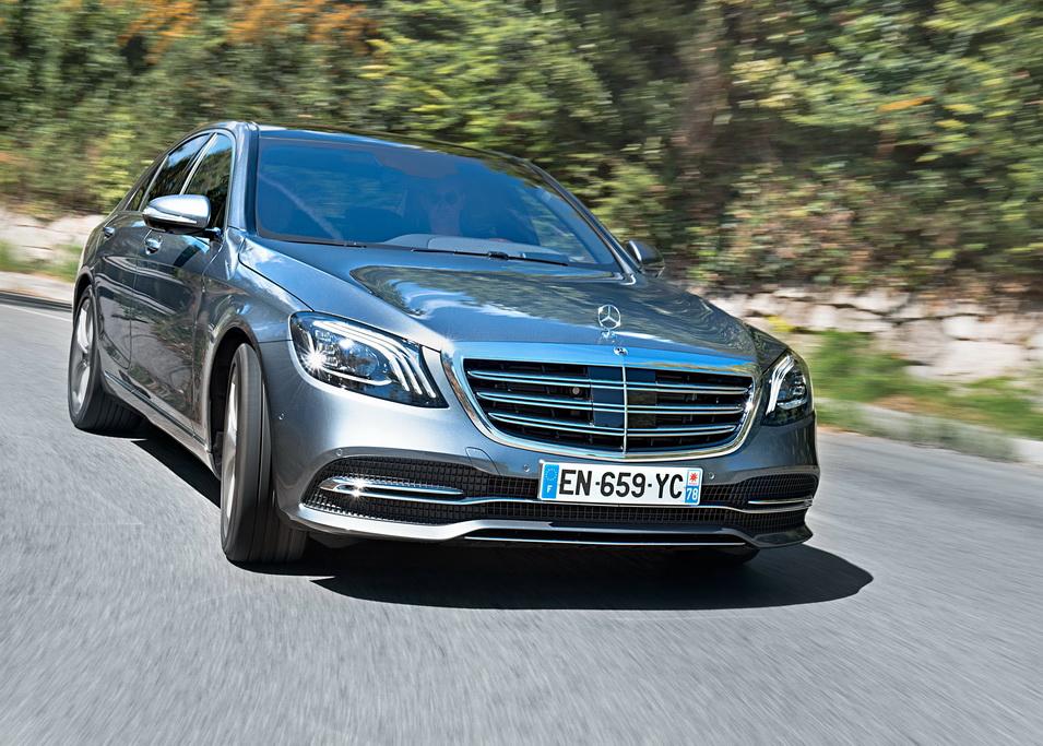 Внешность Mercedes-Benz S-Класса Long