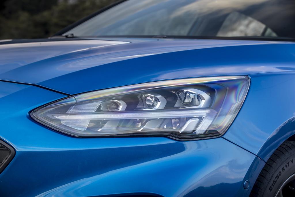 Светодиодные фары Ford Focus 2018