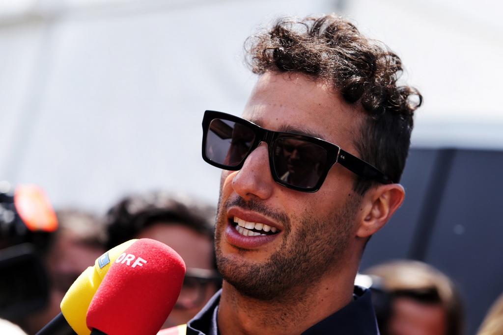 Renault Daniel Ricciardo
