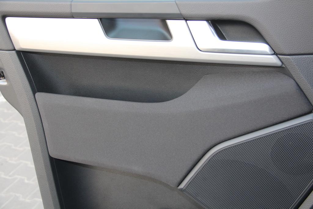 Отделка салона Volkswagen Multivan 2018