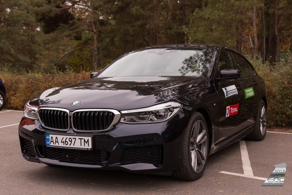 BMW 6 Series Gran Tourismo