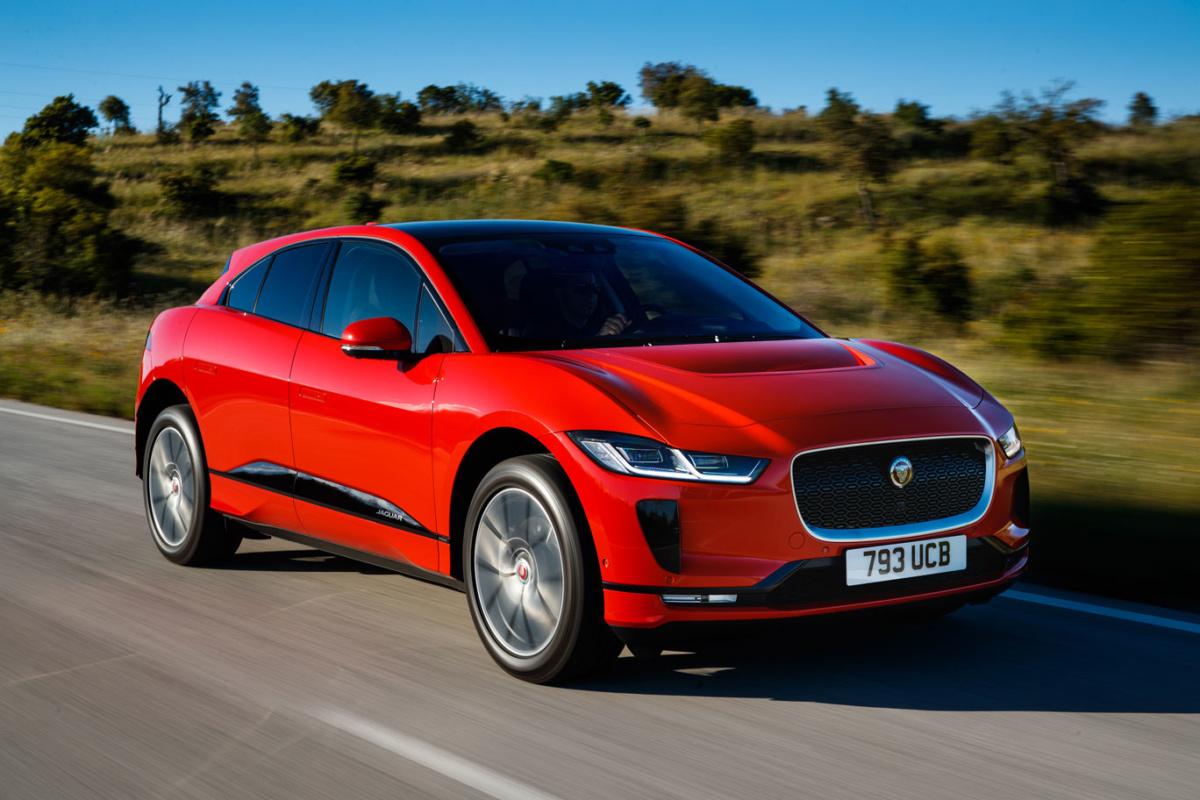 электромобили 2019-2020 - 2019 Jaguar I-Pace