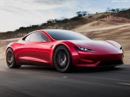 электромобили 2019-2020 - 2020 Tesla Roadster