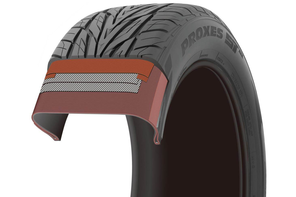 Toyo Tires Proxes ST III