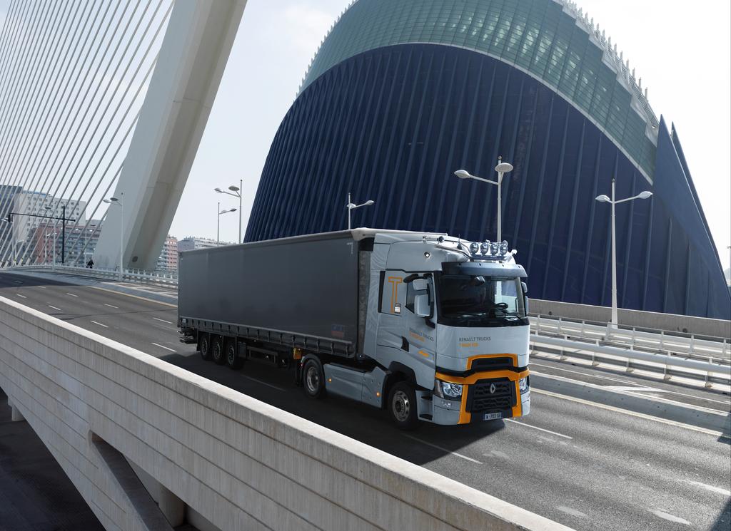 Renault Trucks серії T 2019 року