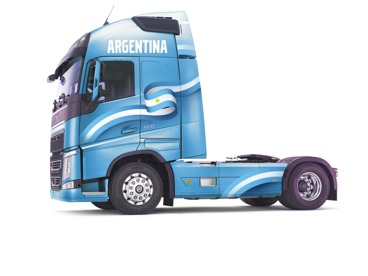 Volvo FH Argentina Edition